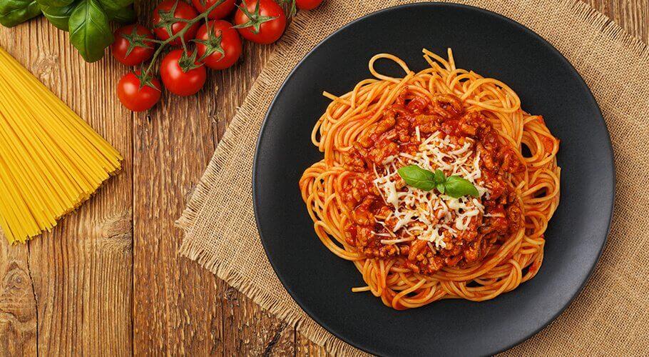 Bolonské špagety