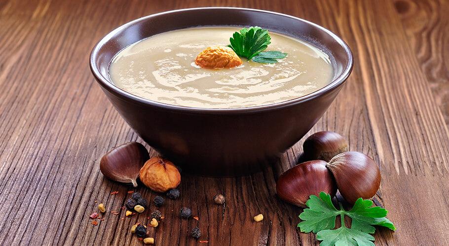 Gaštanová polievka