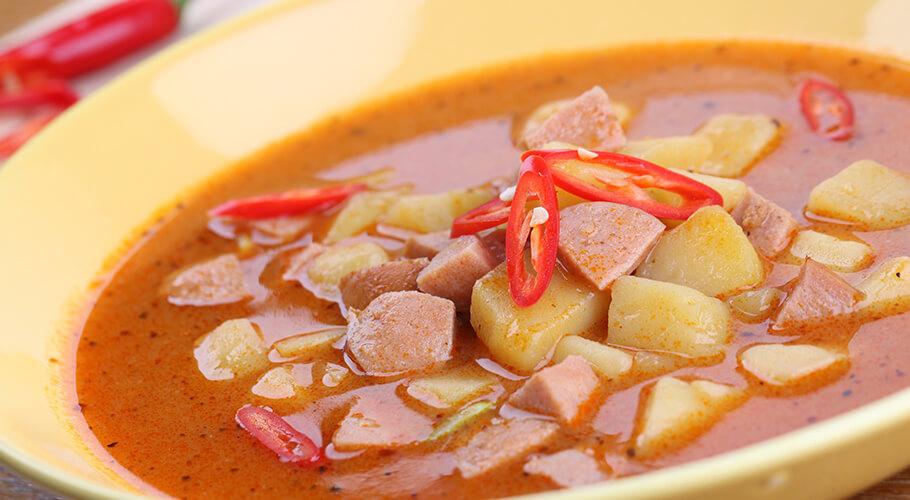 Párková polievka